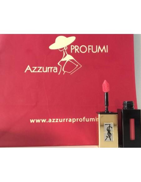 Yves Saint Laurent Rouge Pur Couture Vernis à Lèvres Pop Water 203 Eau De Corail  6 ml