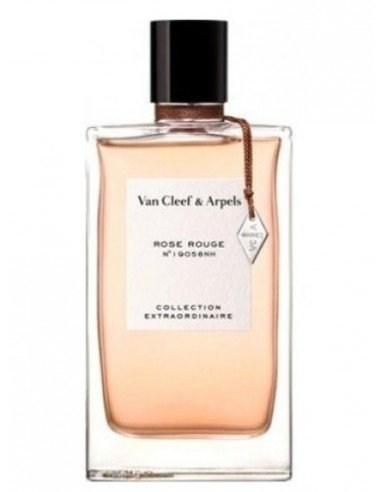 Van Cleef & Arpels Collection Rose Rouge Eau de Parfum  75 ml Spray - TESTER