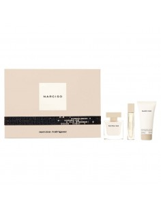 Narciso Rodriguez Narciso Coffret (Edp 50 ml Spray + Edp 10 ml + Body Lotion 50 ml)