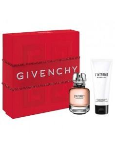 Givenchy L'Interdit Set (Edp 50 ml + B/L 75 ml)