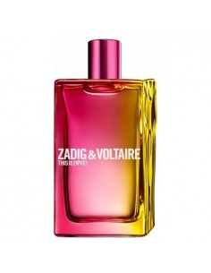 Zadig & Voltaire This Is Love! for Her Eau De Parfum 100 ml Spray (senza scatola)