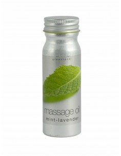 Greenland Mint-Lavander 120 ml Oil Massage