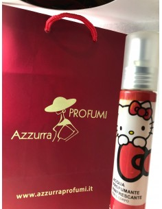 Hello Kitty Acqua Profumata Rinfrescante Red Fruits 75ml Spray- Tester