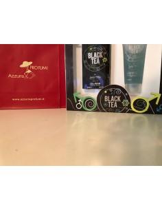 Julie Wells Black Tea Set (Eau De Parfum 30ml Spray + Shower Gel 100ml)