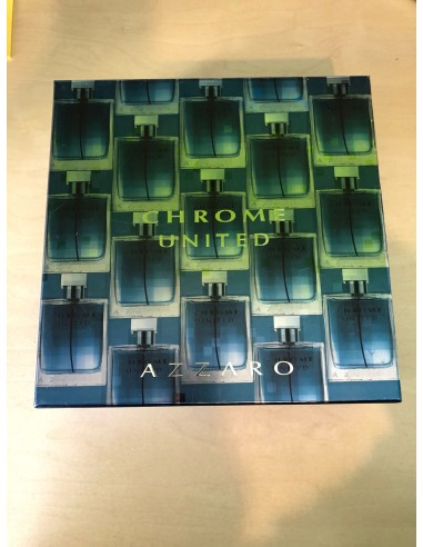 Azzaro Chrome United Set ( Eau De...