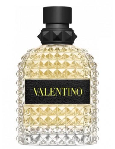 Valentino Donna Born In Roma Yellow...