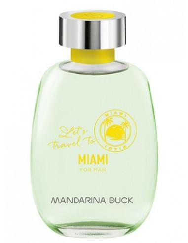 Mandarina Duck Let's Travel To Miami...