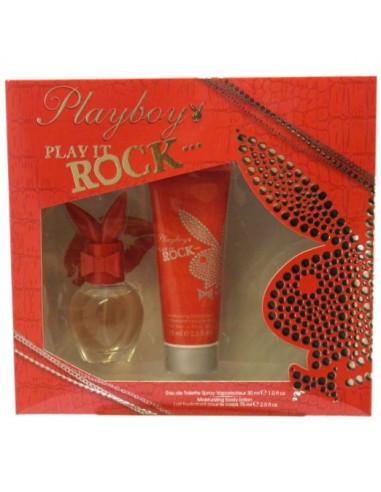 Playboy Play It Rock Set (Eau De...