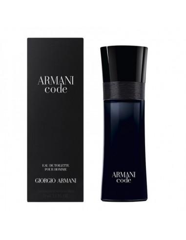 Armani Code Homme Eau De Toilette Spray