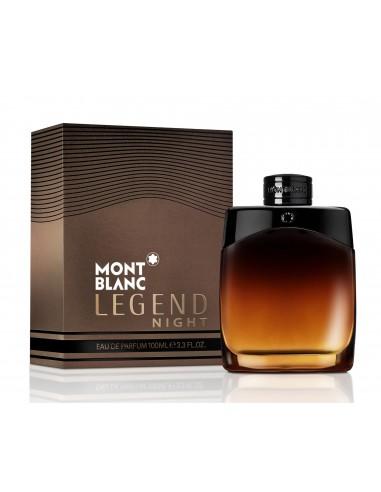 Mont Blanc Legend Night Eau De Parfum...