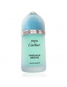 Cartier Pasha Fraicheur Menthe Eau de toilette 100 ml spray - TESTER